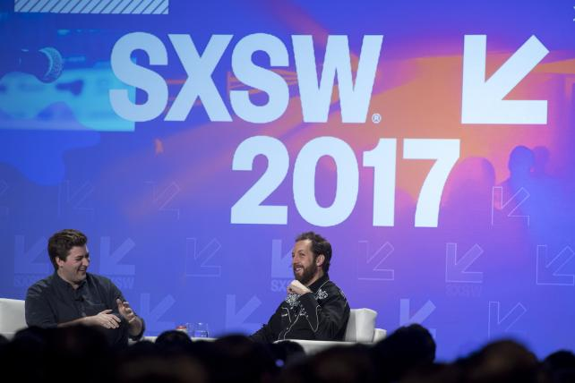 SXSW Day-Three Notebook: New Rules, New Rides and One Great Session Title