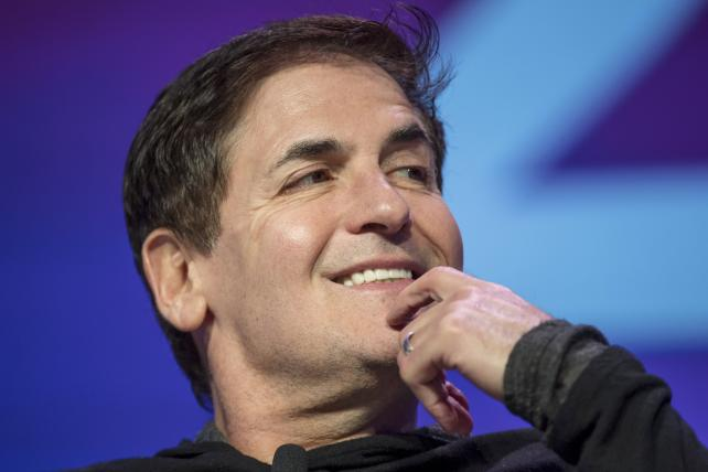 Mark Cuban, billionaire owner of the NBA's Dallas Mavericks, attends the 2017 South By Southwest Interactive Festival in Austin, Texas.