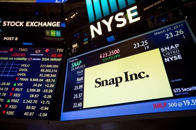 Snapchat releases its second-quarter results on Thursday, its second earnings report since going public.