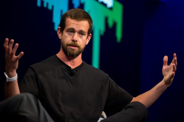 Jack Dorsey, co-founder and CEO of Twitter.