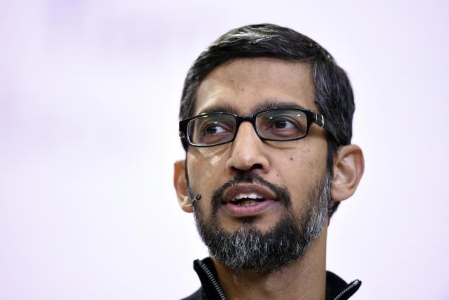 Diversity Memo Drama Poses Biggest Public Test for Google CEO