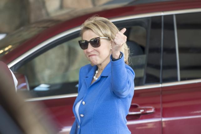 CBS Corp. is accusing Shari Redstone, whose family controls CBS and Viacom, of forcing a recombination of the companies even if other options might exist.