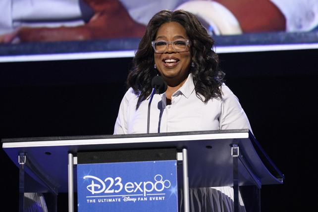 Weight Watchers Plans Include Branding and, Naturally, Oprah Winfrey