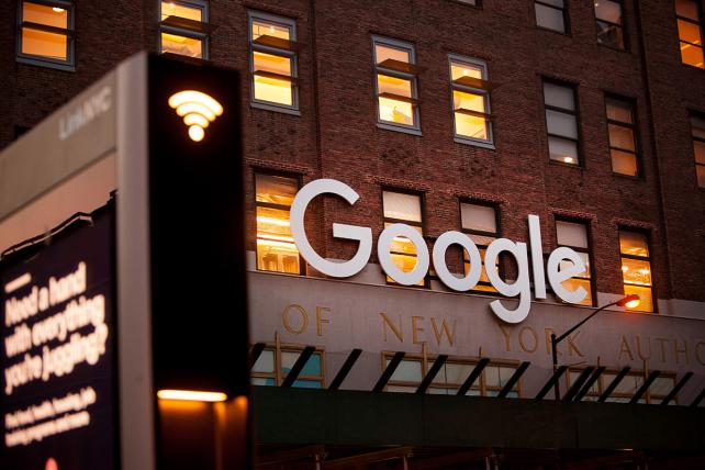 Google search ads were found to offer racist targeting terms, too.