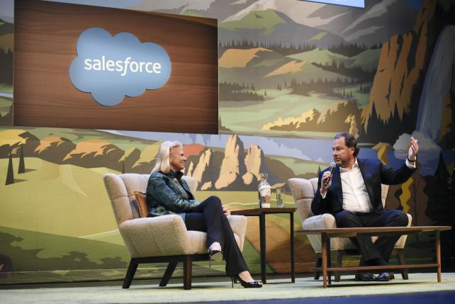 At Dreamforce, Salesforce moves to provide brands with universal customer ID