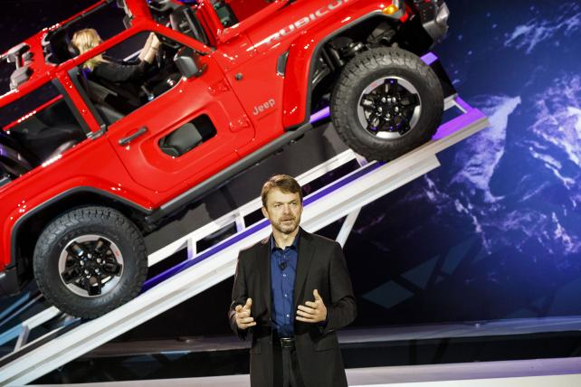 Mike Manley, head of Jeep and Ram, replaces ailing Marchionne as FCA CEO