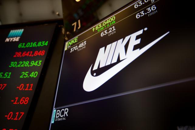 Nike sales soar amid executive exodus