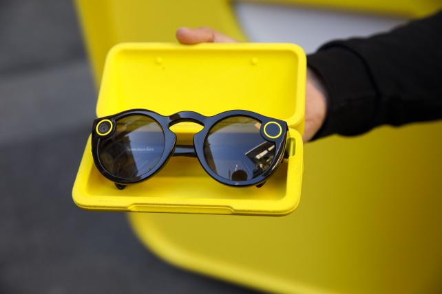 Snap Spectacles by Snap Inc.