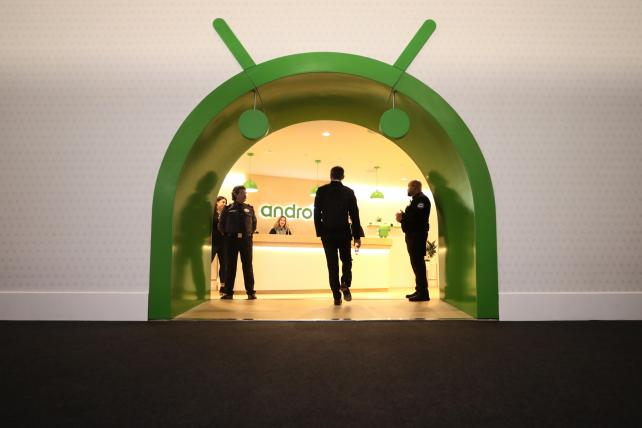 Google's mobile biz under siege after $5 billion fine by EU