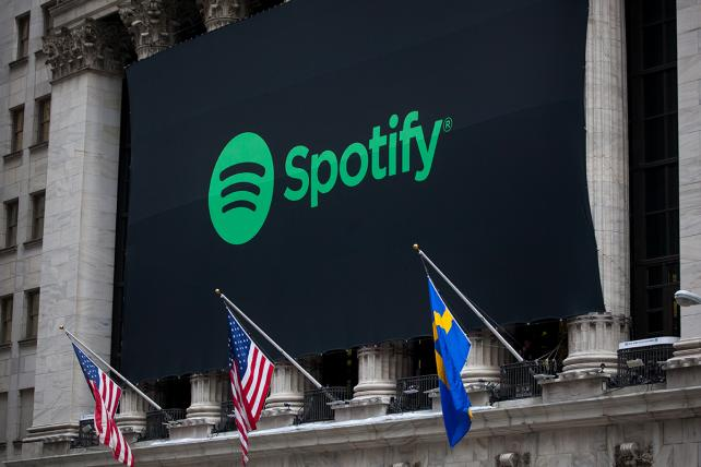 Spotify bolsters free music model as audio ad wars heat up