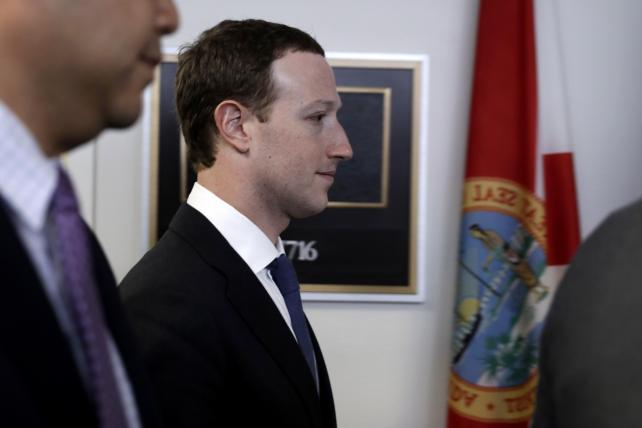 What to expect from Mark Zuckerberg's trip to Washington