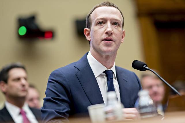 Zuckerberg's Congressional hearings got more partisan on day 2