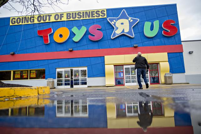 Toys R Us May Not Be Dead After All Cmo Strategy Ad Age
