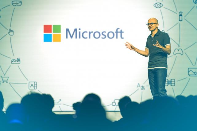Microsoft sees growth thanks to booming cloud biz
