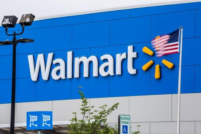 Walmart eyes virtual reality shopping system