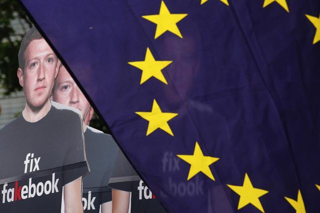 Facebook loses EU friends as bloc's lawmakers weigh break up