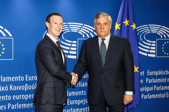 Zuckerberg's European inquisition more like a European vacation
