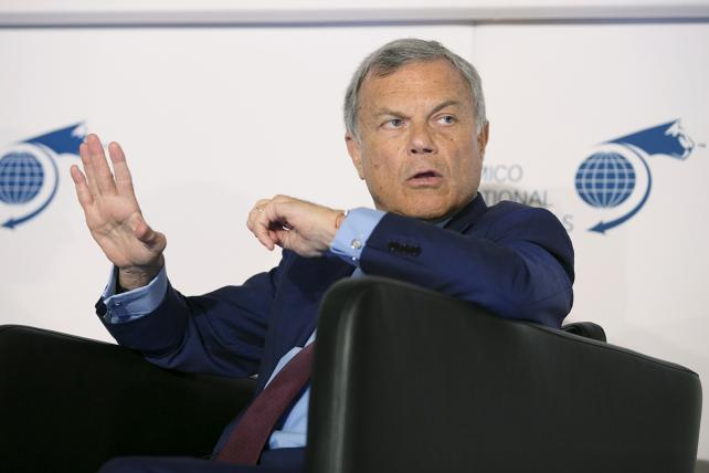 Shareholders lash out at WPP annual general meeting