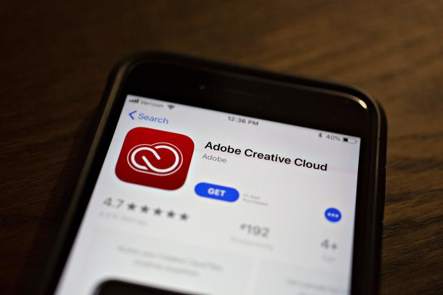 Adobe shows strong growth, moves to appeal to hobbyists via mobile apps