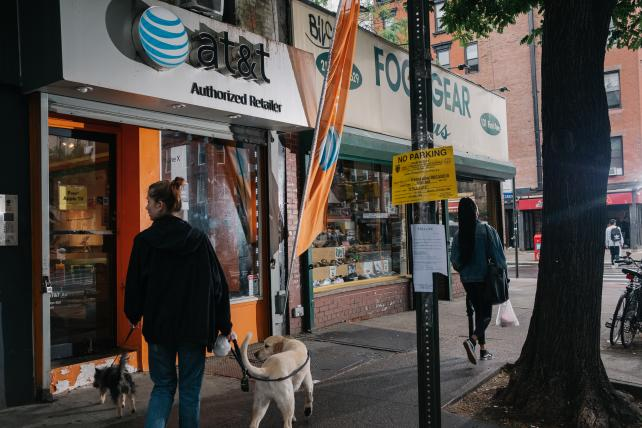 U.S. lays out its arguments in appeal of AT&T merger ruling