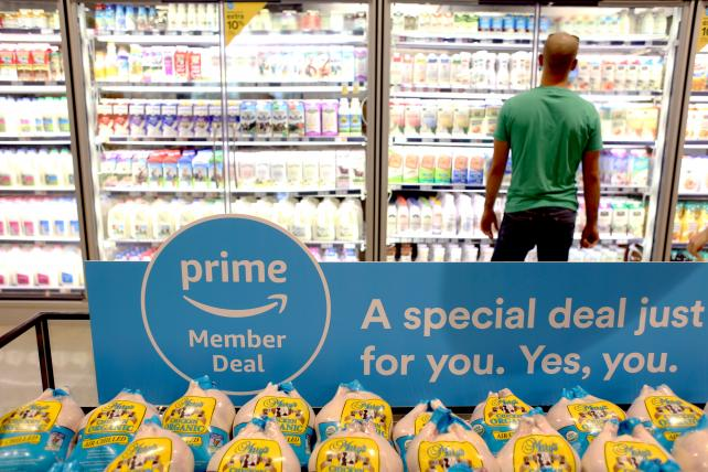 Amazon is opening new grocery stores.