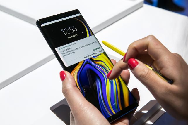 Samsung Galaxy Note 9 review: Improvement as innovation