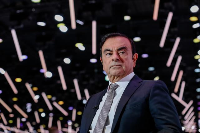 Former Nissan chairman Carlos Ghosn denies salary fraud charges