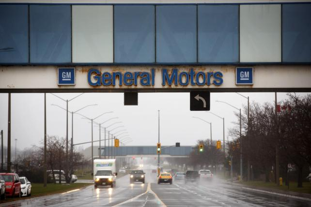 Trump threatens to cut GM's federal subsidies over layoffs