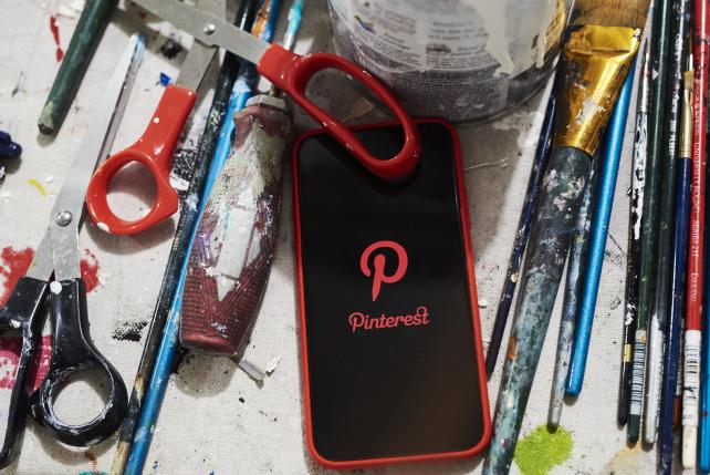 Pinterest's IPO filing shows surging revenue, shrinking losses