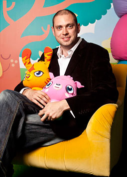 Mind Candy's Moshi Monsters Sets Out to Be the 'Facebook for Kids'