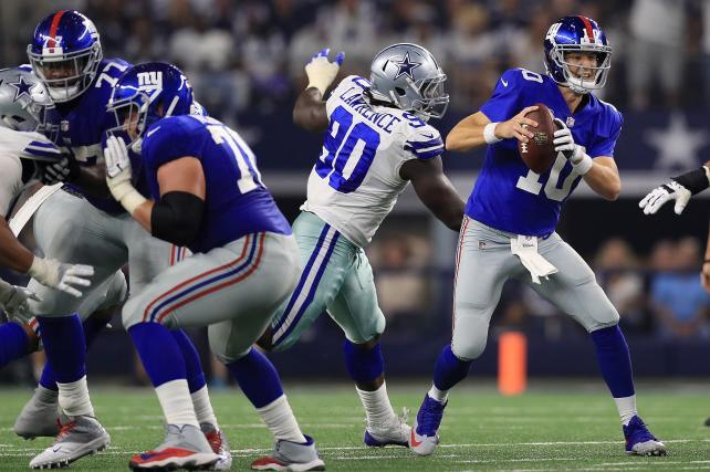 Sunday NFL Ratings Fall 13% as Irma Slams Into Florida