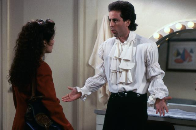 'Seinfeld,' Shrinkage and the Rising Cost of TV Viewers