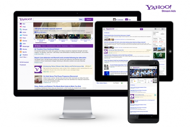 Mobile is the future of Yahoo's ad business.