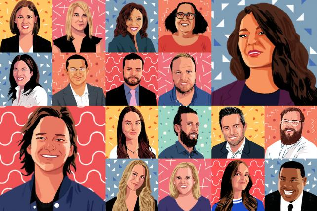 Ad Age's new 40 Under 40 took unexpected paths to success