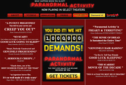 'Paranormal Activity' Wins by Listening to Fans' 'Demands'