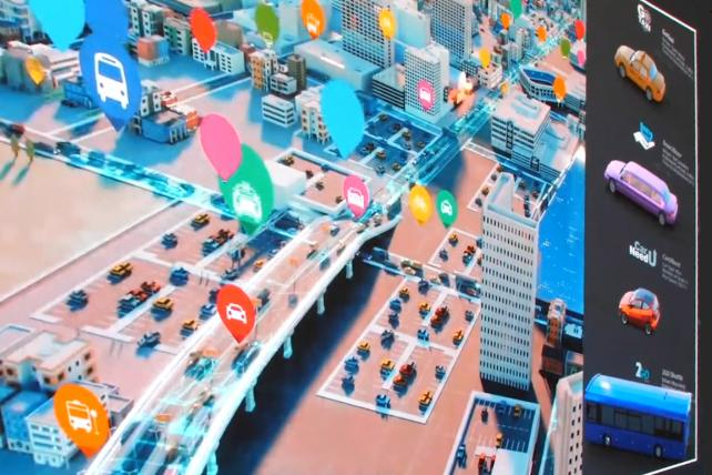 Advertising could pay for 5G-enabled cities