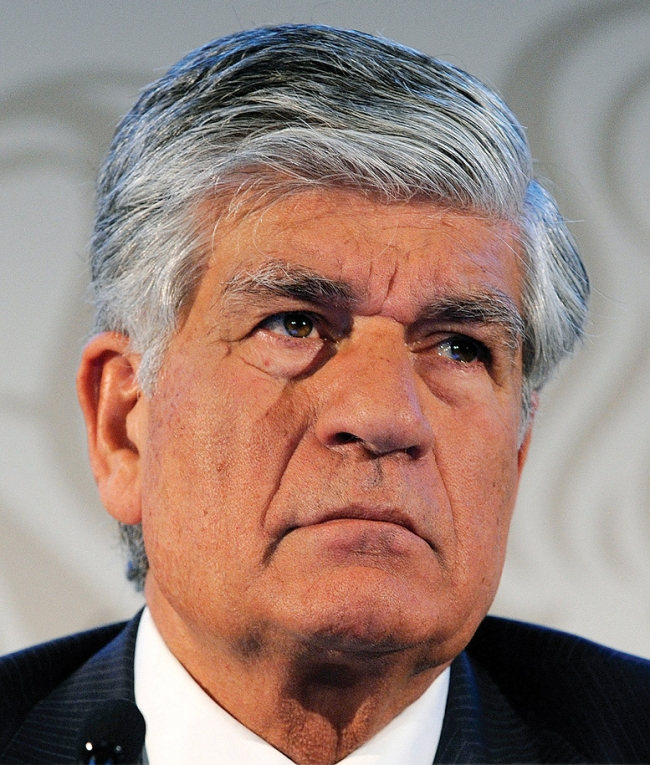 Maurice Levy Mulls Question of Lifetime: His Successor