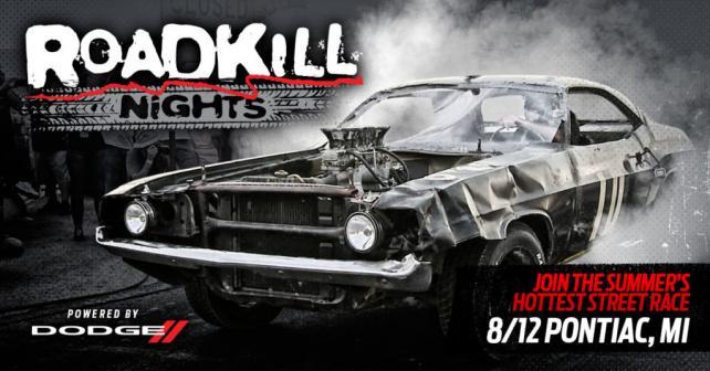 Dodge Deletes 'Roadkill' Posts After Social-Media Backlash