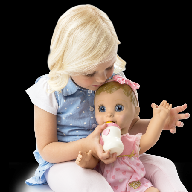 Spin Master has a new life-like baby doll.