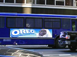 transit advertisement
