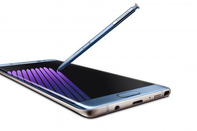 Samsung's Galaxy Note 7 Again Tops Viral Video Chart