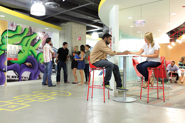 Best Places to Work: No. 3 Digitas