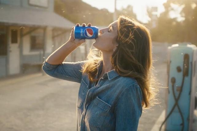 Pepsi's Super Bowl 2018