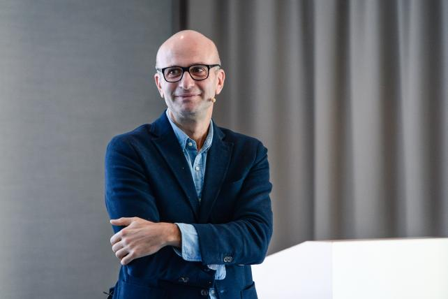 Alessandro de Pestel was name the new CMO at Under Armour.