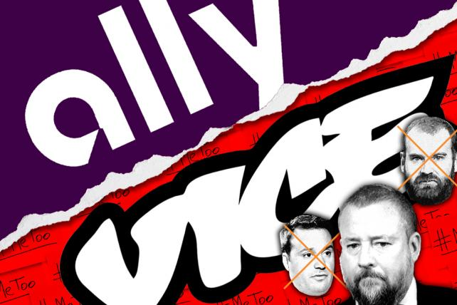 Ally Bank 'Pauses' Project Work With Vice Following Misconduct Allegations