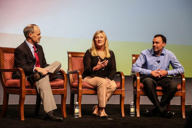 ANA Masters of Marketing: CMO Roundtable: AFE's Stephen Quinn, Starcom's Kathy Ring and Best Buy's Greg Revelle