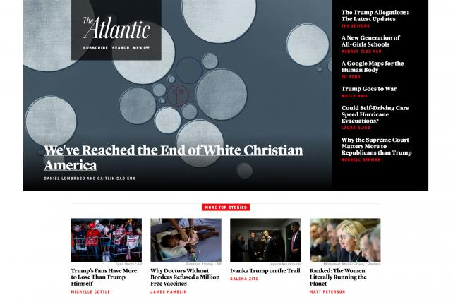 The Atlantic's Website Will Now Let Some Pay to See No Ads