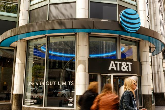 Wednesday Wake-Up Call: AT&T's big, big win. Plus, a tense day for WPP