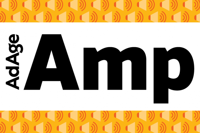Build your own story with Ad Age Amp