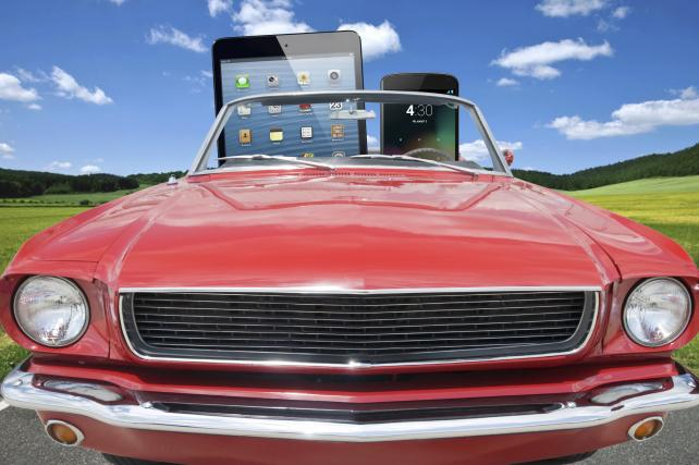 Shifting Gears to Get in Front of Multidevice Auto Shoppers